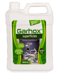 garhox superficies galon